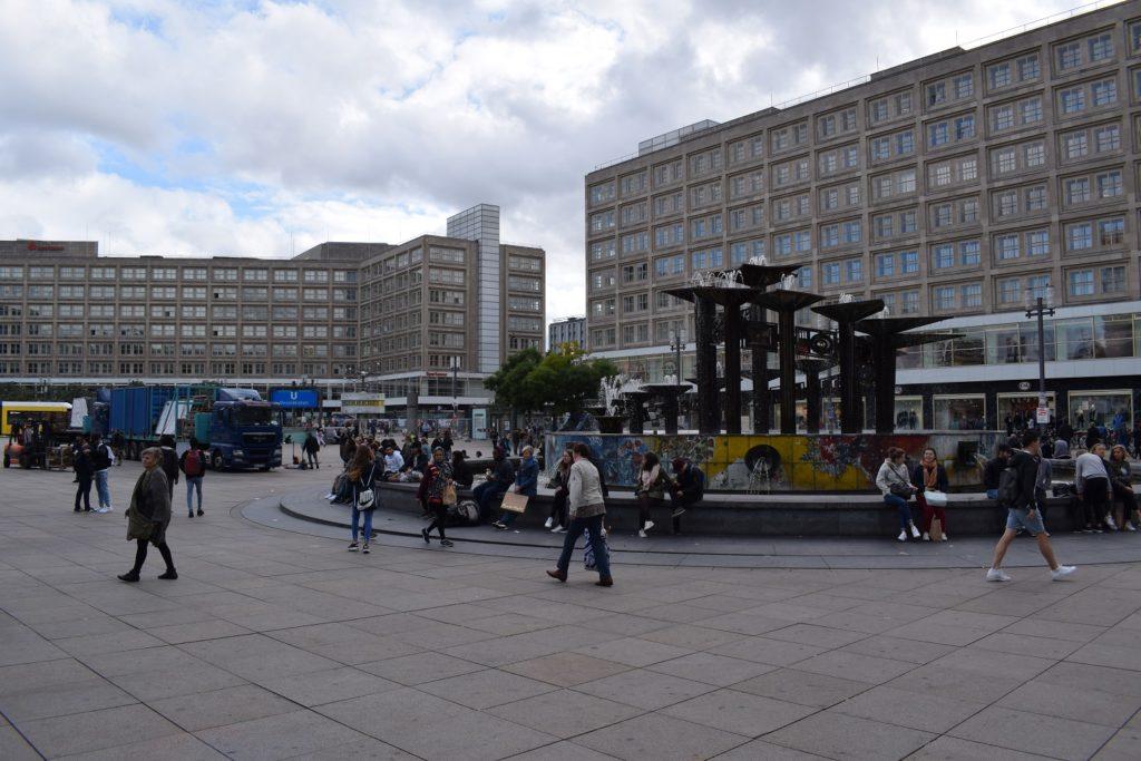 tyskland alexanderplatz