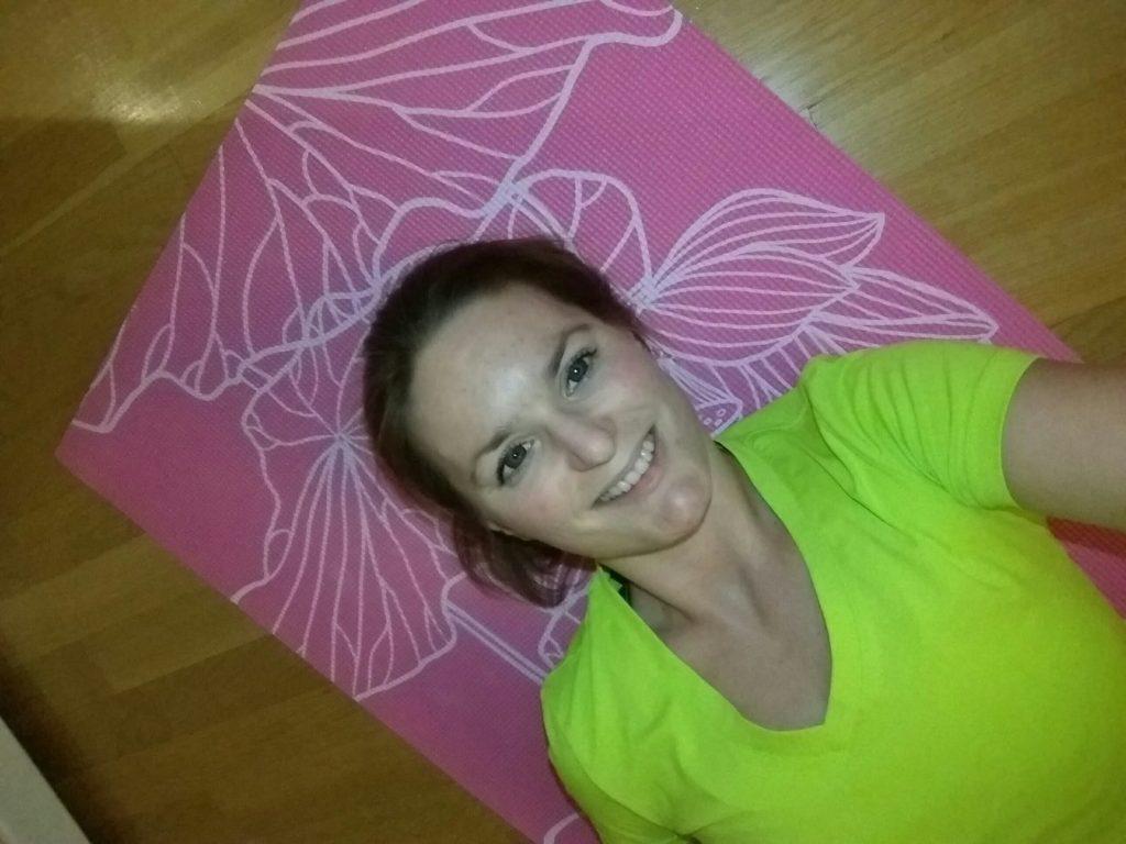 löpning plus yoga