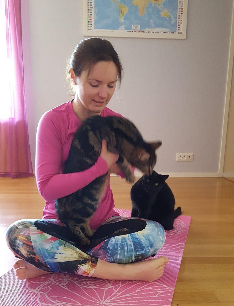 sista zumba och yoga planer
