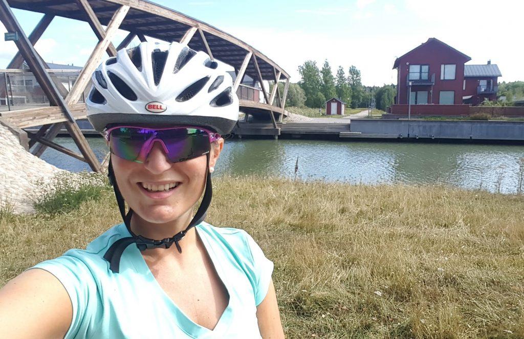 valfri träning betyder cykel