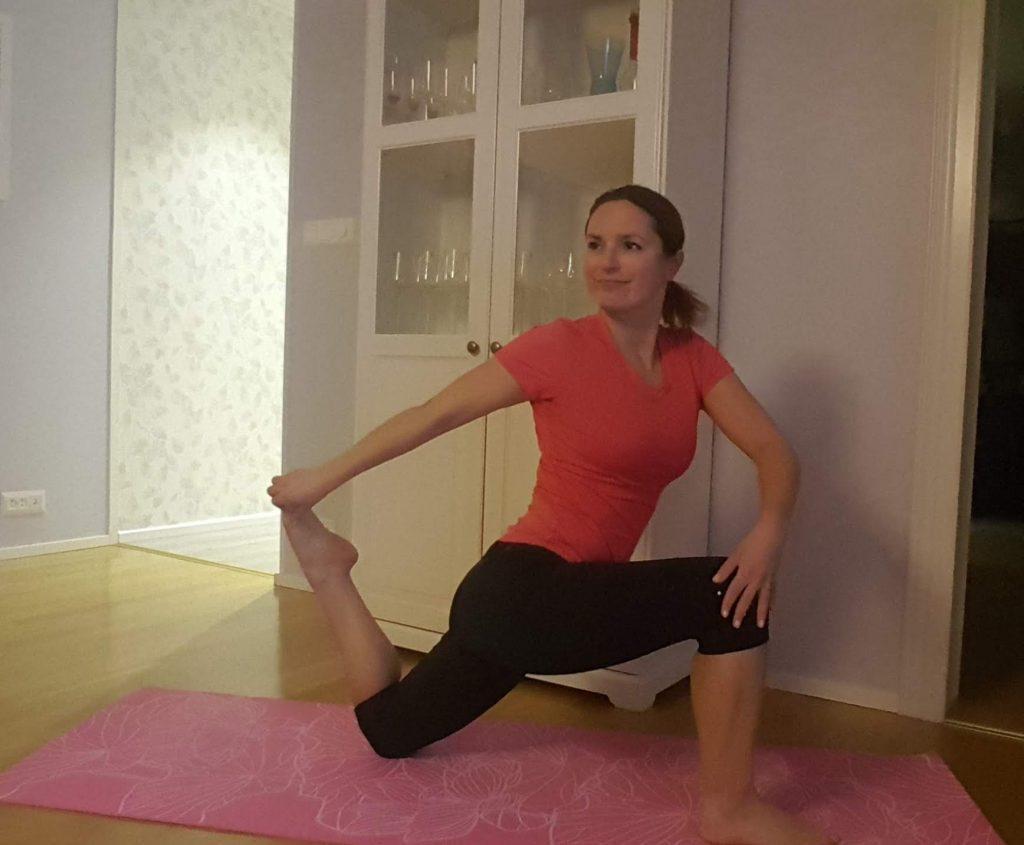 ingen yoga idag