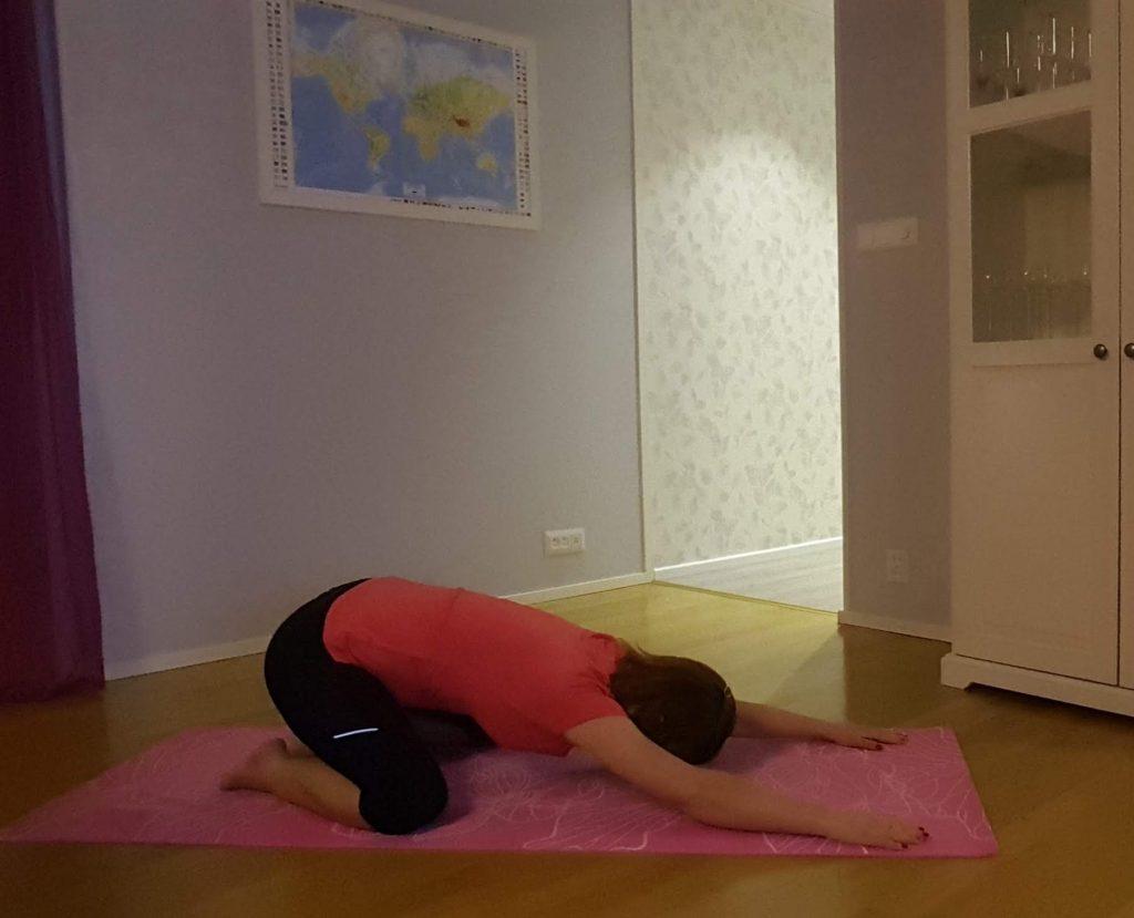 yoga dedicate