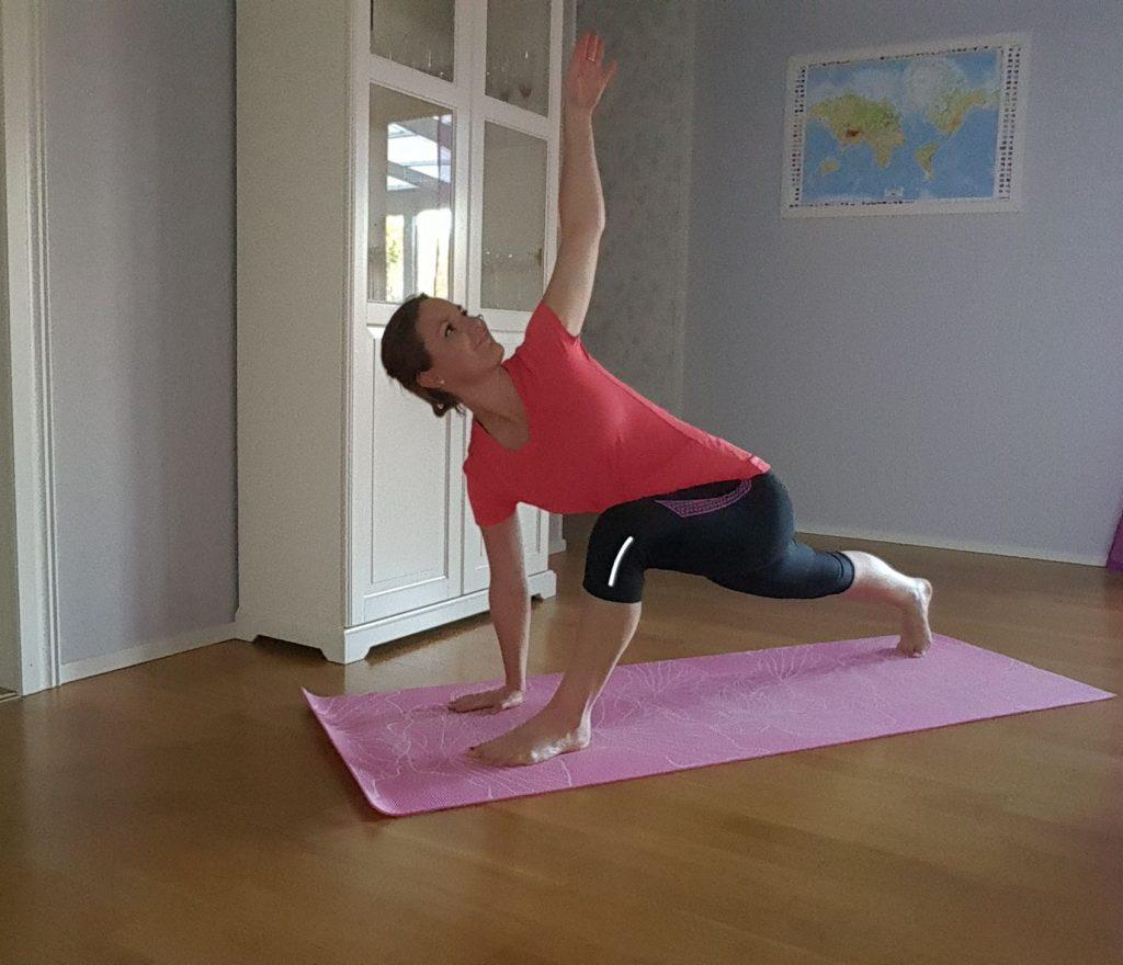 som jag har saknat yogan