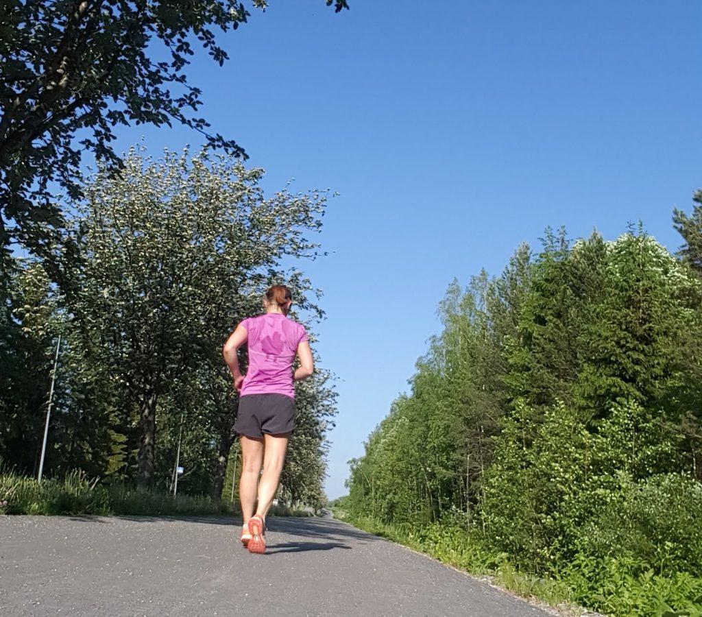 tidsmål för halvmaraton