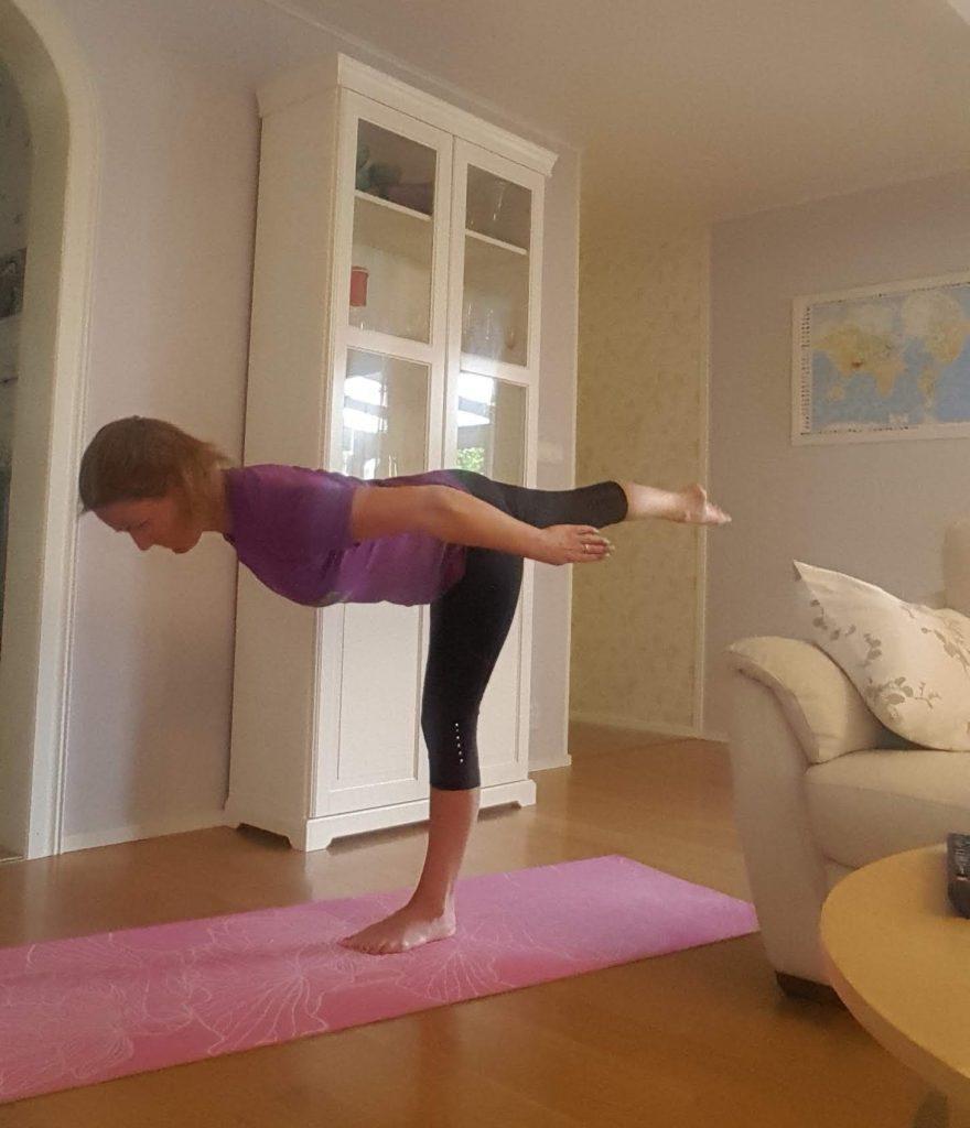 yoga för cyklister