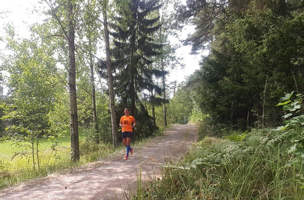 Börjar kännas som löpning