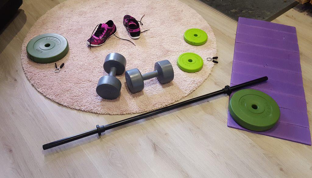 projekt styrketräning