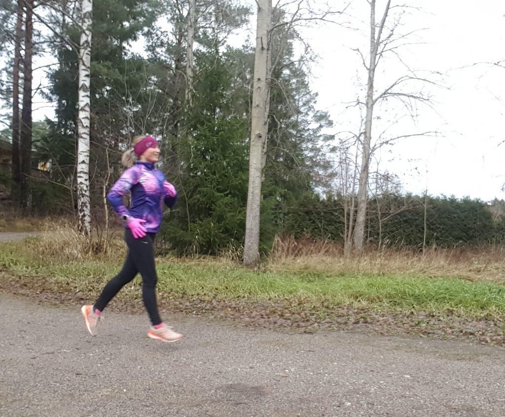 andningsproblem och löpning