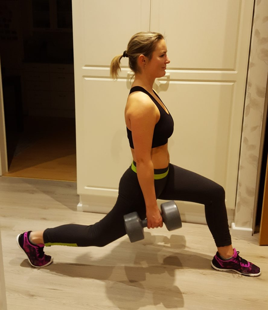 nytt träningsprogram