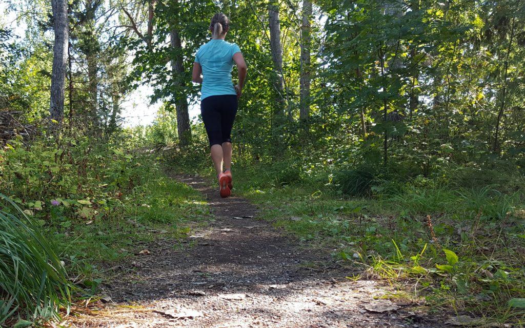 spring i benen