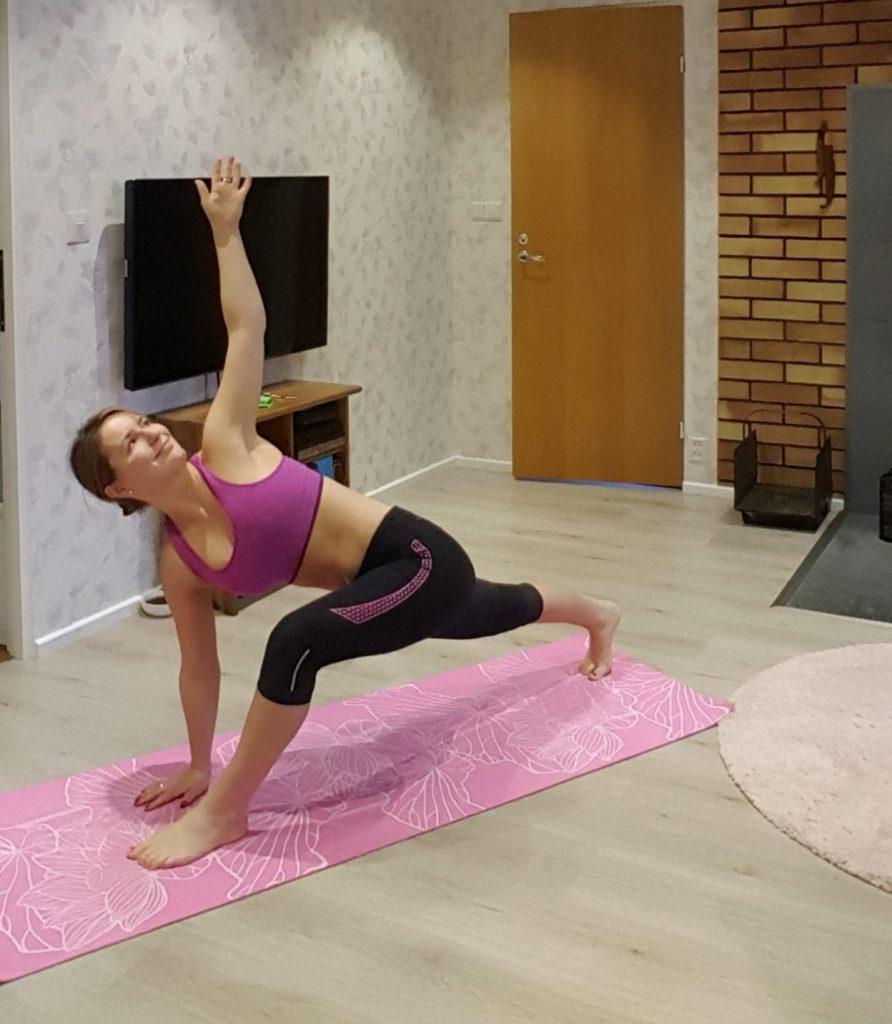 yoga istället för styrketräning