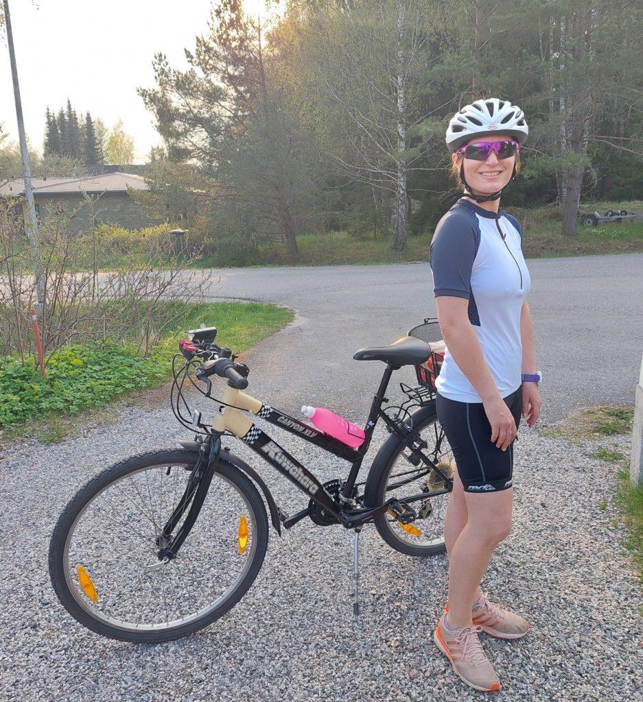 recension av mina nya cykelkläder